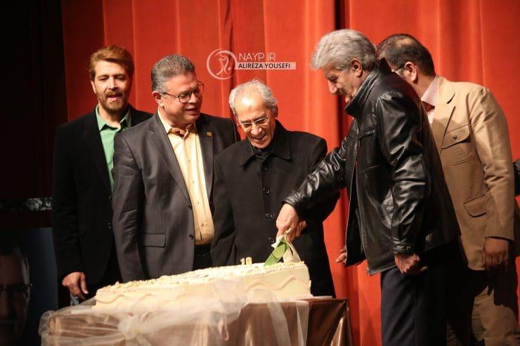 جشن نوزدهمین سالگرد تاسیس انجمن